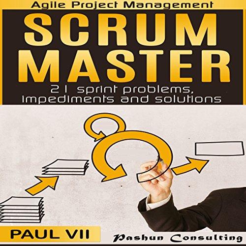 Scrum Master audiobook cover art