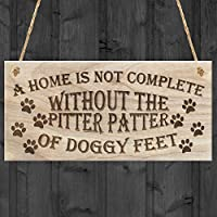 Wooden Plaque Size: 200 x 100 mm (approx.) Style: Rustic / Shabby Chic Material: FSC Certified Ply Wood Made in England Ready To Hang. Order Yours Now