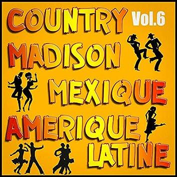 Country, Madison: Mexique, Amérique Du Sud, Vol. 6