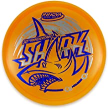 Innova Limited Edition 30th Anniversary XXL Stamp Luster Champion Shark Mid-Range Golf Disc [Colors May Vary]