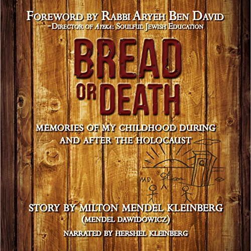 Bread or Death audiobook cover art