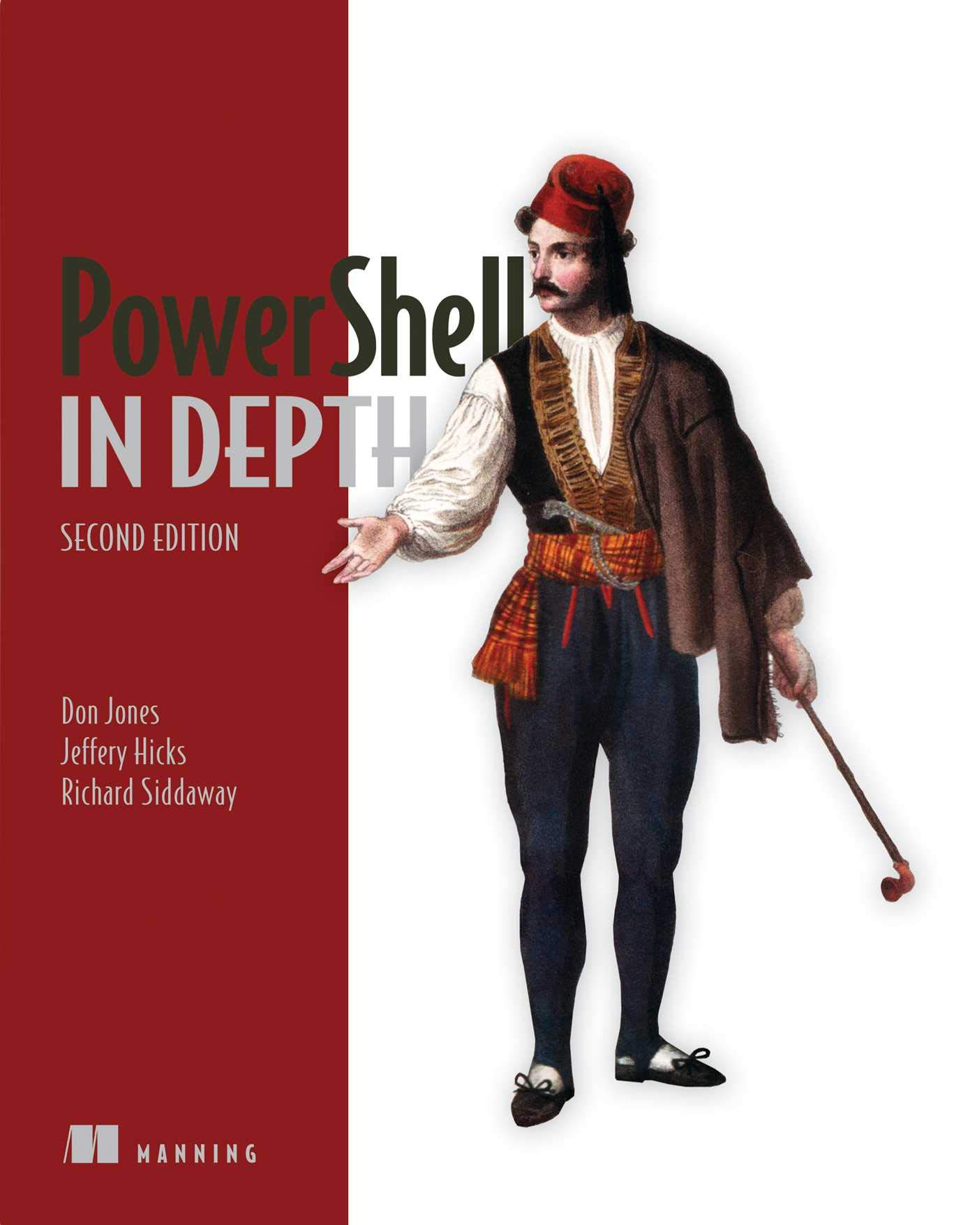 Image OfPowerShell In Depth