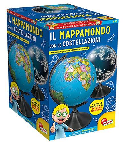 Lisciani Giochi- I'm a Genius Mappamondo con Le Costellazioni, 83862