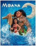 Moana: Moana coloring books for toddlers