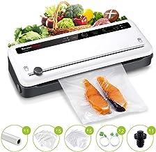 Bonsenkitchen Machine Sous Vide Alimentaire - Appareil à Faire le Vide d'air Pour la Cuisine et la Conservation - Sacs Sou...