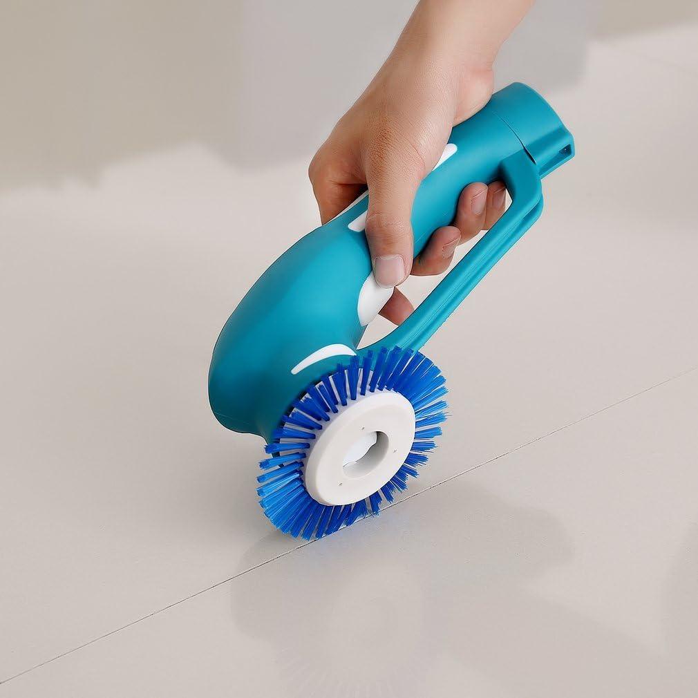 ICOCO Spin Scrubber Scrubber Bürste für Küche & Badezimmer ...