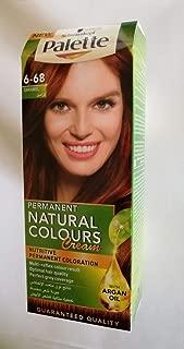 Palette Permanent Natural Colours Cream 6.68, Caramel,100 ml