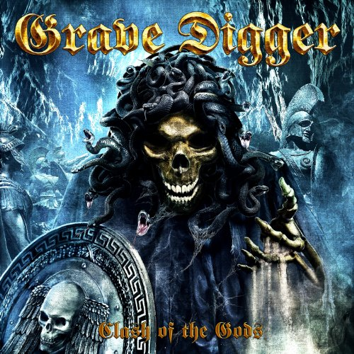 Grave Digger: Clash of the Gods (Audio CD)