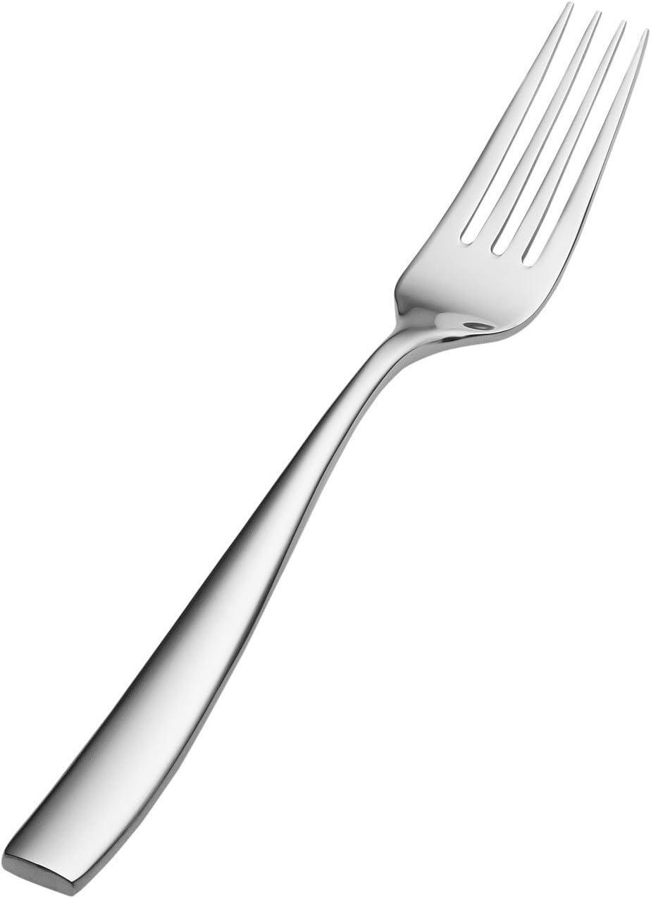 Manhattan Reg. Dinner Fork 8 Ct Steel Ranking TOP19 144 Bargain sale inch Bon