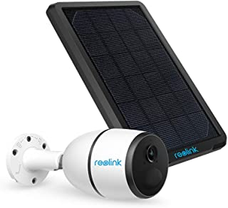 3G/4G LTE Connectivity, Rechargeable Battery/Solar-Powered, Starlight Night Vision, PIR Motion Sensor, Local/Cloud Storag...