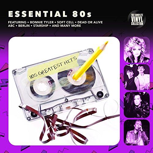 Vinilo 80S Marca Bellevue Entertainment