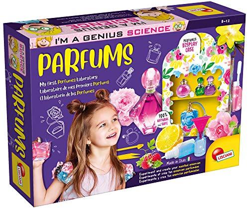 Lisciani - I'm A Genius El laboratorio de los Perfumes EX66889 - Juego educativo científico