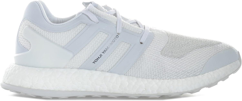 Adidas BY8955, sautope da ginnastica Uomo Bianco bianca