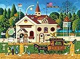 Buffalo Games - Charles Wysocki - The Bird House - 1000 Piece Jigsaw Puzzle