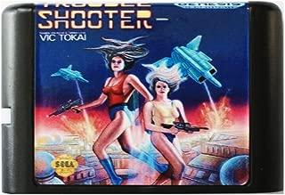 Trouble Shooter 16 Bit Md Game Card For Sega Mega Drive For Sega Genesis