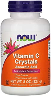Now Foods Vitamin C Crystals - 227 g