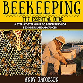 Beekeeping: The Essential Guide audiobook cover art
