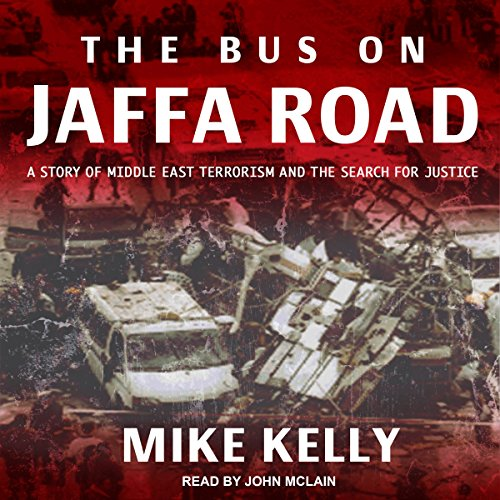 Bus on Jaffa Road audiobook cover art