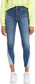 Calça Jeans Levis 721 High Rise Skinny Ankle Fem Média