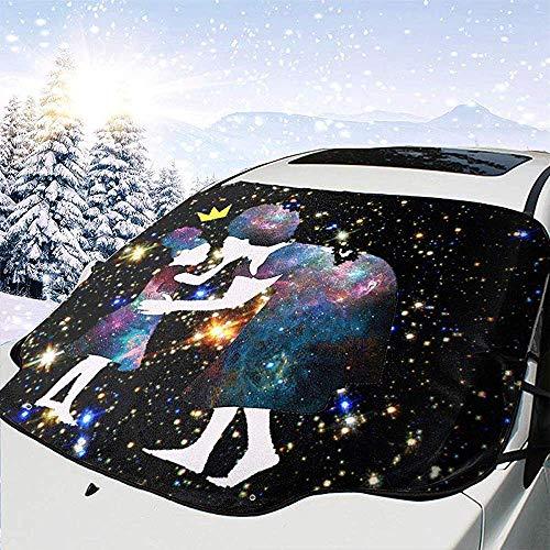 Tridge Black Girl Magic Auto windschutzscheibe Schnee Abdeckung für Auto windschutzscheibe EIS Abdeckung Schutz wasserdicht