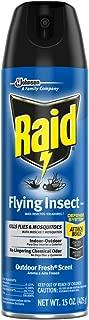 Raid 1660 Flying Insect Killer 15 oz, White