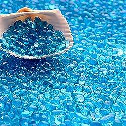 Glass Stone Artificial Pebbles