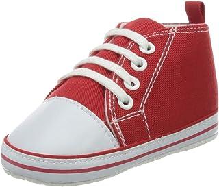 Playshoes Baskets', Chaussures Premiers Pas' Mixte Enfant