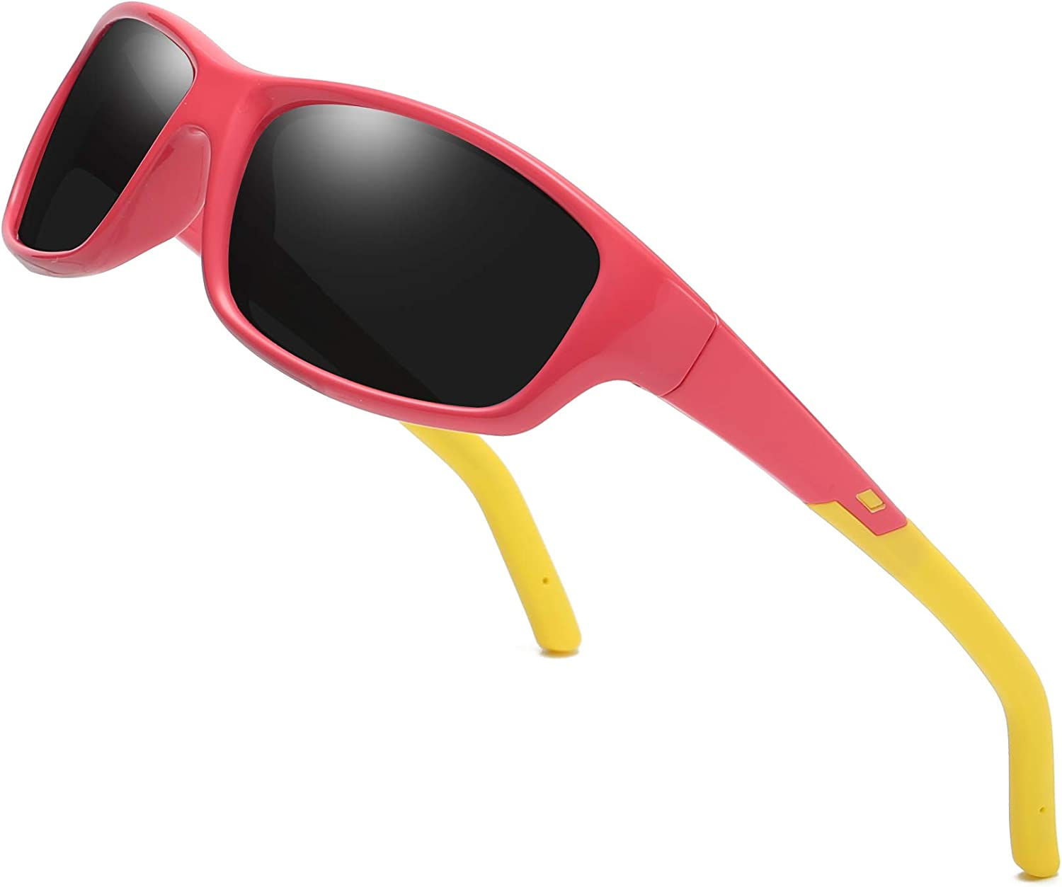 Duco TPEE Kids Sport 2021 autumn and winter new Polarized Ru For Boys Girls Sunglasses trend rank
