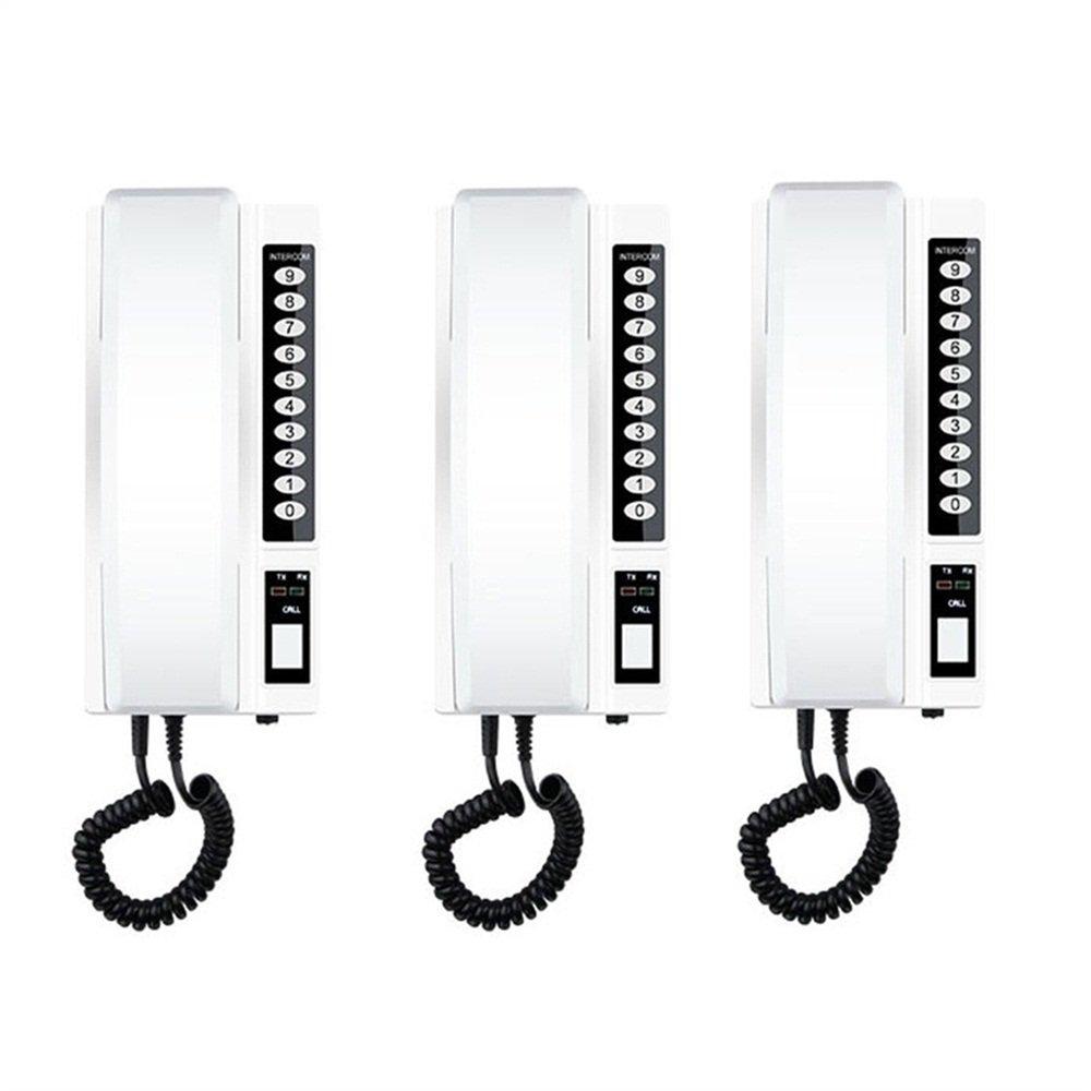 Wireless Intercom Interphone Extendable Warehouse