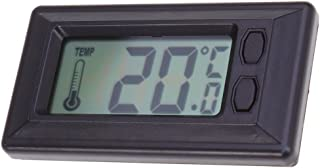 WINOMO Car Digital Thermometer Indoor LCD Temperature Gauge for Sedan SUV Truck Rv