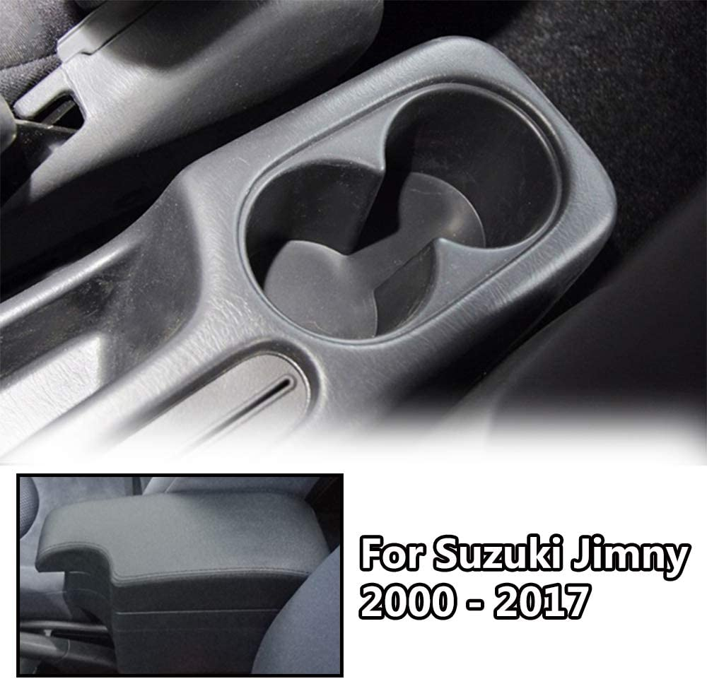 Dual Layer Courier shipping free Car Armrest Fit For Arm S 2000-2017 Cheap mail order sales Rest Suzuki Jimny