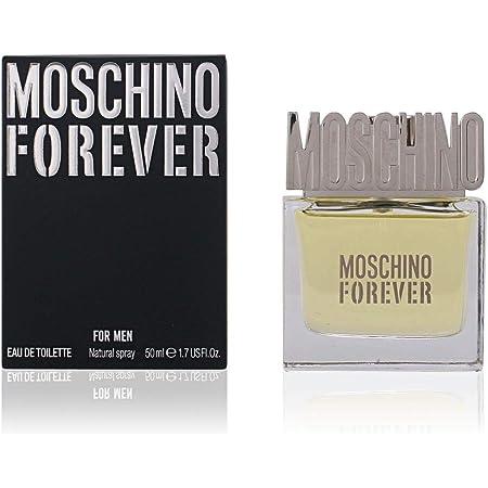 Moschino Forever Eau De Toilette Spray for Men, 3.4 Ounce
