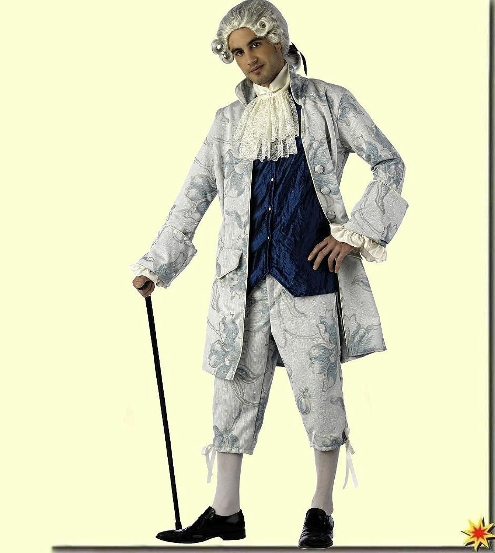 Limit Sport Ritter Rococo-Kostüm für Erwachsene, Gr. XL (da297)
