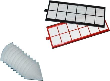 1x Zehnder Comfoair 350 o.550 Filter 2 x G4 10x Kegelfilter G4 DN100
