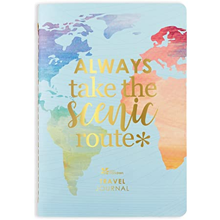 Erin Condren Designer Petite Planner - Travel Petite Planner, Includes Flight Schedule Details, Packing List by Category, Journaling for Experiences, and Spending