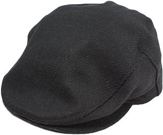 a347fdaf8b2 John Hanly Men s Irish Flat Cap 100% Wool Black Made in Ireland