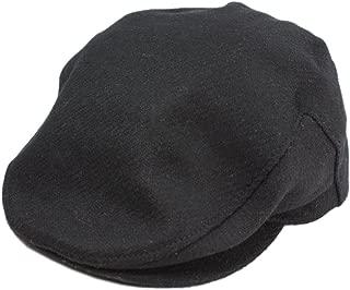Biddy Murphy Irish Wool Cap 100% Irish Wool Cap Black Made in Ireland