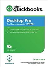 QuickBooks Desktop Pro - Accounting & Invoicing Software (EN) 2020