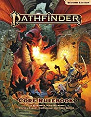 The Pathfinder Core Rulebook includes: Six heroic player character ancestries, including elf, dwarf, gnome, goblin, halfling, and human, with variant heritages for half-elf and half-orc! More than 30 backgrounds like bartender, soldier, or apprentice...