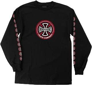 Trucks Hollow Cross Men's Long Sleeve T-Shirt - Black - XXL