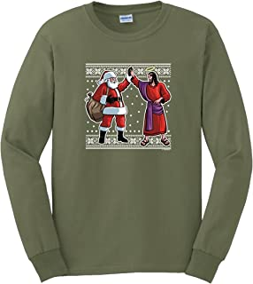 military themed christmas sweater