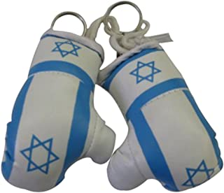 Israel Mini Small Boxing Gloves - 1 Piece