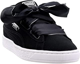 PUMA Womens Suede Heart Galaxy Casual Sneakers,
