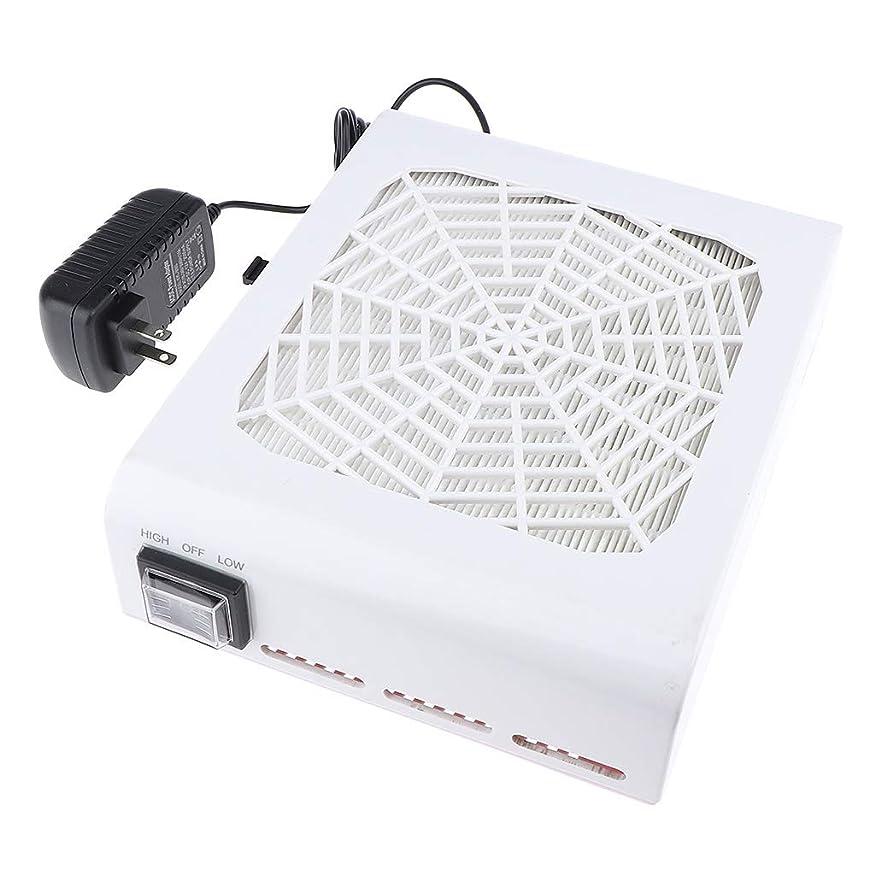 なんとなく顕微鏡一握りT TOOYFUL ネイルダストコレクター 吸引クリーナー ネイルダストコレクター