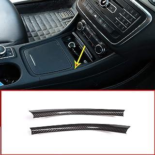 Juego de 5 anillos de salida de aire acondicionado para coche de aleaci/ón de aluminio para CLA GLA A B Clase W176 W246 GLA200 260 A180