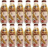 Chufi Maestro Horchatero - Horchata Textura espesa, sabor intenso, 1 L - [Pack de 12]