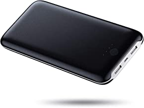 Miady 20000mAh Battery Power Bank, Portable Charger with 2 USB Ports, Backup Battery for Cellphone, iPhone, iPad, Samsung Galaxy, Android Phones, Nintendo Switch