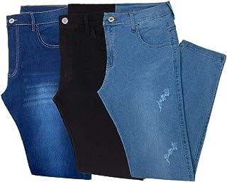 Kit 3 Calça Jeans Masculina Original