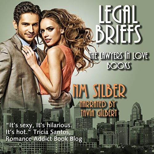 Legal Briefs audiobook cover art