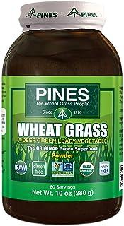 Pines International Wheat Grass Powder, 10 Ounce